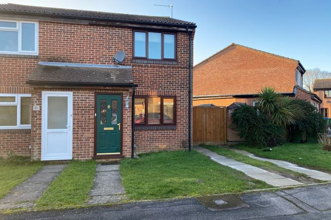 2 bed semi-detached house to rent in Gillcrest, Fareham PO14