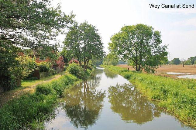 Nearby Canal of Send Road, Send, Woking GU23