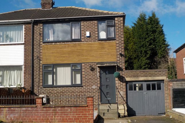 3 bed semi-detached house for sale in Enfield Drive, Batley