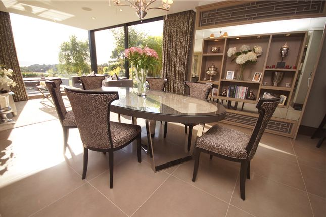 Dining Area of Canford Heights, 6 Haig Avenue, Canford Cliffs, Poole BH13