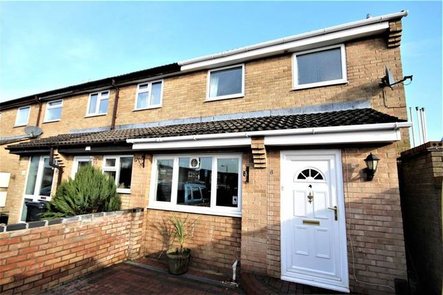 Thumbnail Property for sale in Meadow Close, Royal Wootton Bassett, Wiltshire