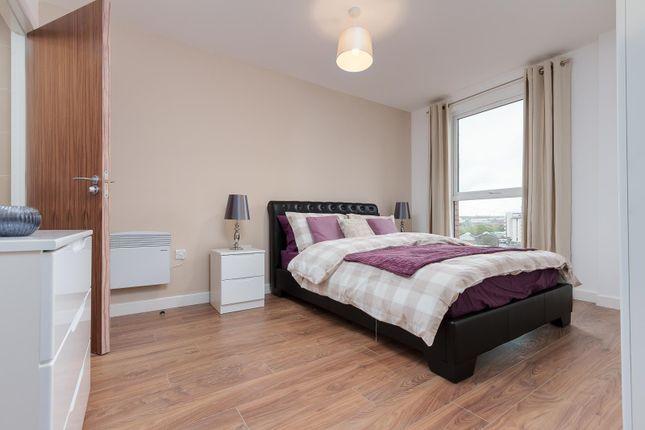 Bedroom 2 of Alto Building, Sillavan Way, Salford M3