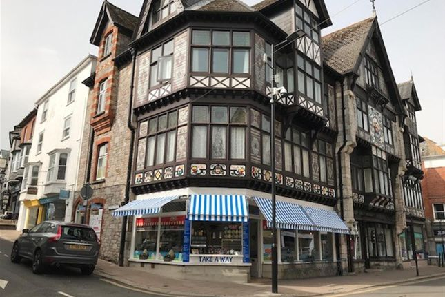 Thumbnail Restaurant/cafe to let in Landmark Cafe And Takeaway In Dartmouth TQ6, Devon