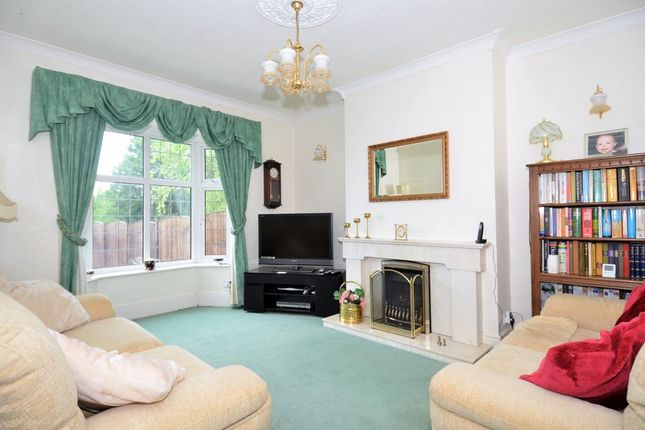 Thumbnail Detached bungalow for sale in Chatsworth Road, Chesterfield