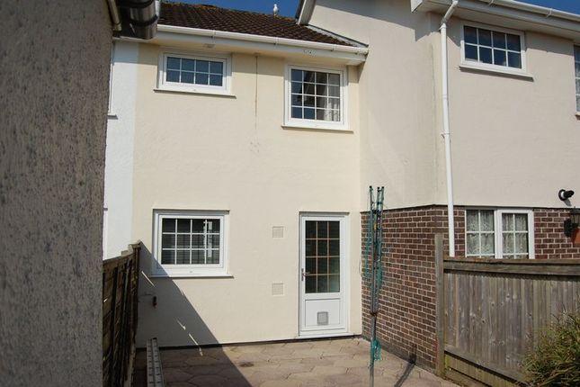 External Rear of Morleigh Close, St. Austell PL25