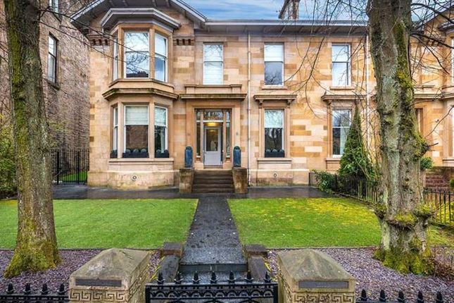 Thumbnail Town house to rent in Turnberry Road, Glasgow