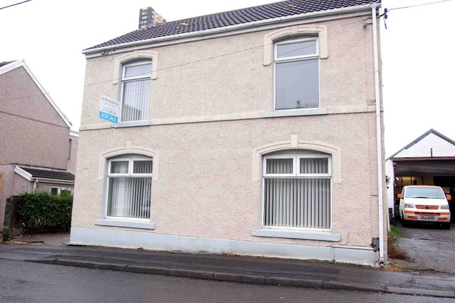 3 bed detached house to rent in Frampton Road, Gorseinon, Swansea