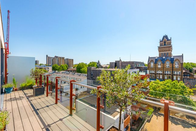 Thumbnail Flat for sale in Barlby Road, London