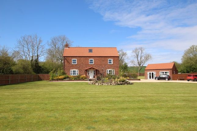 Thumbnail Detached house for sale in Wyham, Grimsby