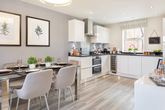 """Thumbnail Detached house for sale in """"Eskdale"""" at Rosemary Drive, Northwich"""