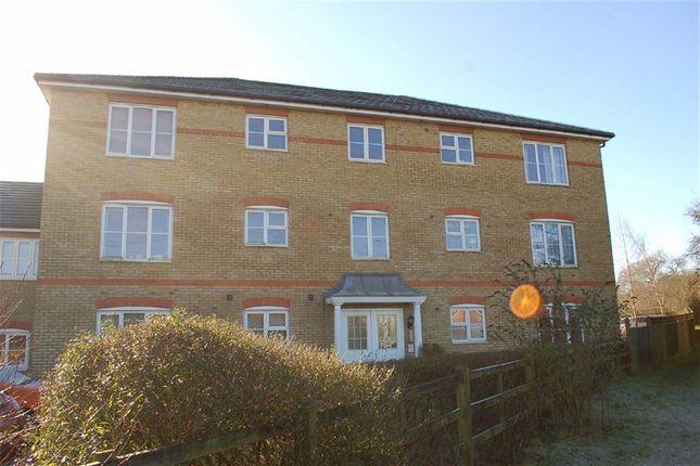 Thumbnail Flat to rent in Grampian Place, Stevenage, Herts