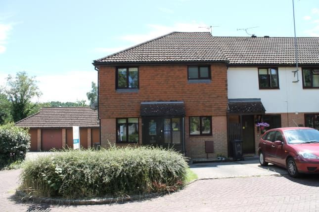Thumbnail End terrace house for sale in Frimley, Camberley, Surrey