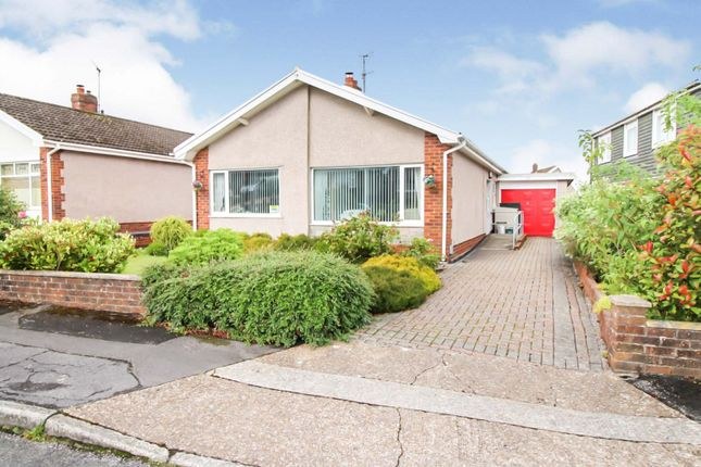 Thumbnail Bungalow for sale in Eastmoor Park Crescent, West Cross