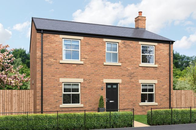 Thumbnail Detached house for sale in Greystoke, Twizell