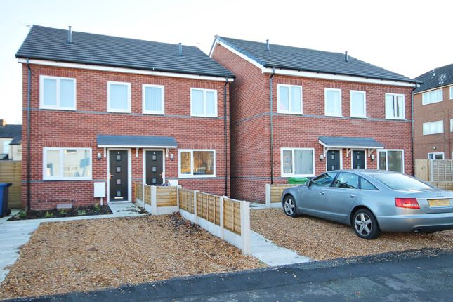 Thumbnail Semi-detached house for sale in Ford Street, Warrington