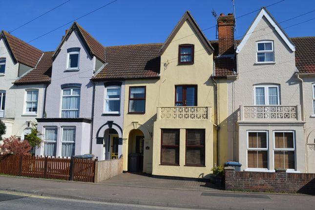 4 bed terraced house for sale in Langer Road, Felixstowe