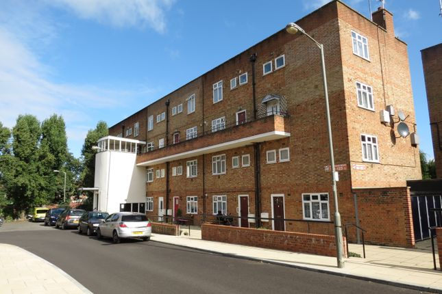 Thumbnail Flat for sale in Frensham Drive, London