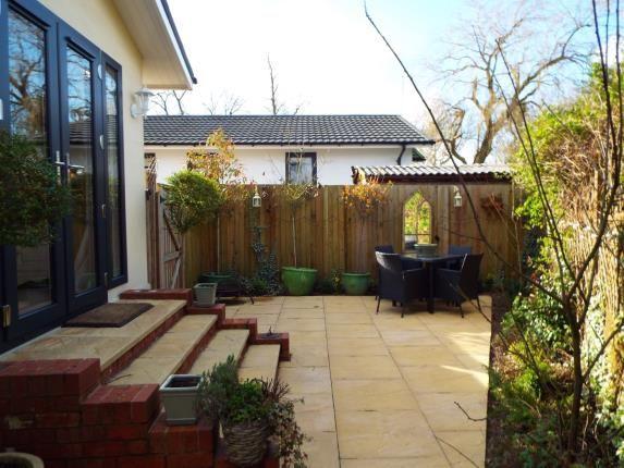 Garden of High Croft Park, Newton Hall Lane, Mobberley, Cheshire WA16