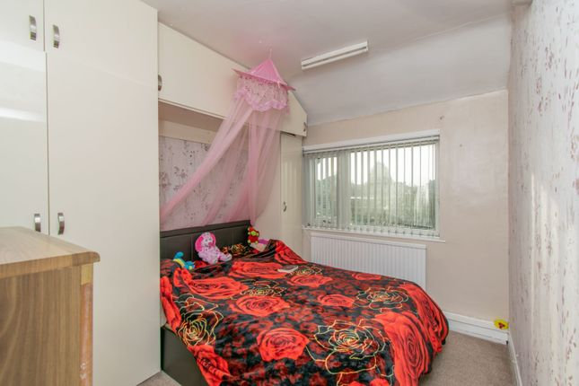 Bedroom Two of Burleigh Avenue, Wigston LE18