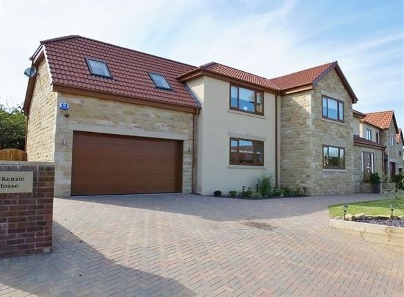 Thumbnail Detached house for sale in 7 Manor Road, Wales, Sheffield