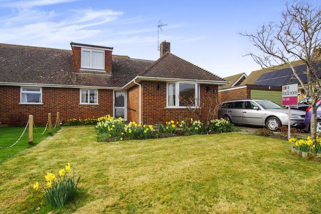 Thumbnail Bungalow for sale in Shepherds Close, Ringmer, Lewes