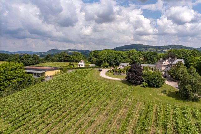 Thumbnail Property for sale in Ancre Hill Estates, Ancre Hill Lane, Monmouth, Gwent