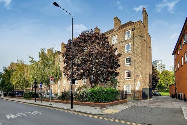 Exterior of Bromley High Street, London E3