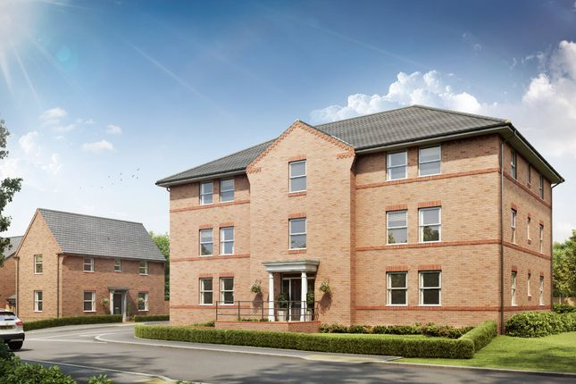 "Thumbnail Flat for sale in ""Rosemoor"" at St. Georges Way, Newport"