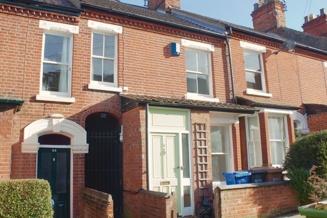 3 bed terraced house to rent in Dover Street, Norwich