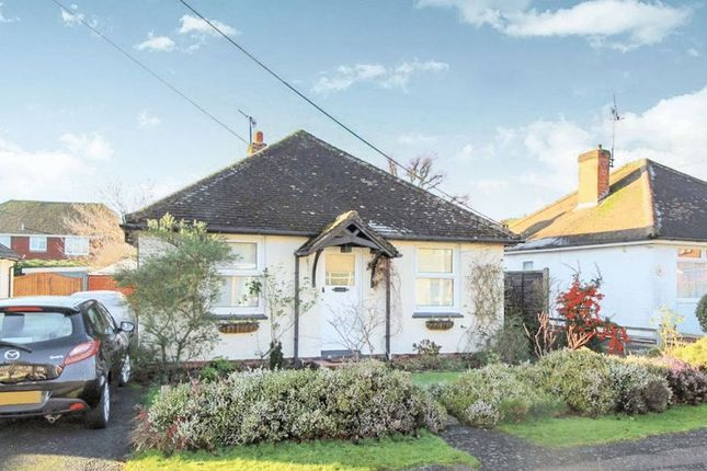 Thumbnail Detached bungalow for sale in Highfields Road, Edenbridge