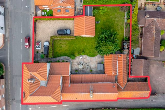 Thumbnail Detached house for sale in Church Lane, Mattersey, Doncaster
