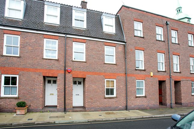 Thumbnail Town house to rent in Lancaster Park, Richmond