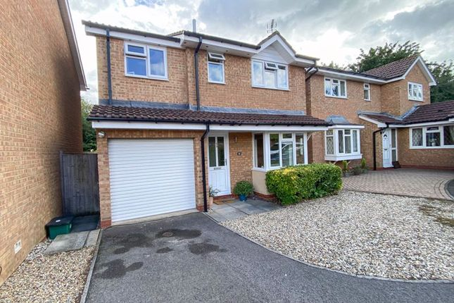 Thumbnail Detached house for sale in Pinery Road, Barnwood, Gloucester