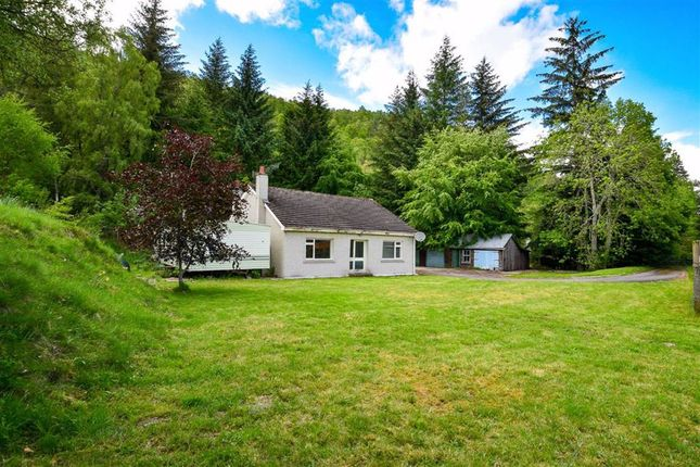 Thumbnail Detached bungalow for sale in Collie Cottages, Aviemore