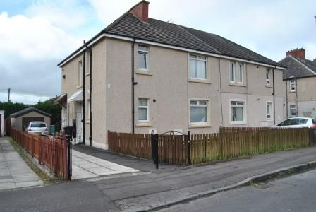 Thumbnail Flat for sale in Stenton Cres, Wishaw