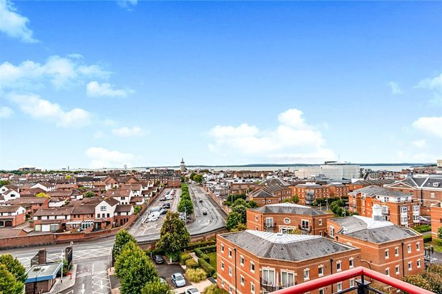 Thumbnail Flat for sale in Centurion Court, The Canalside, Gunwharf Quays