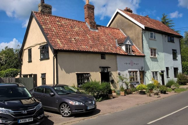 Thumbnail Cottage for sale in Hunts Hill, Glemsford, Sudbury
