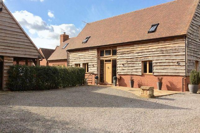 Thumbnail Detached house for sale in Pipistrelle Barn, High Street, Honeybourne, Evesham