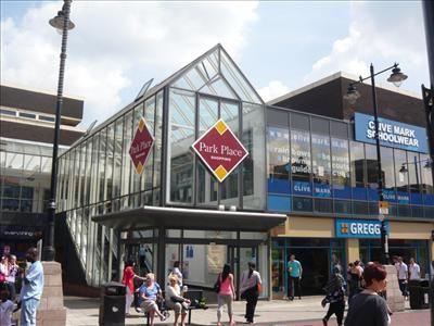 The Park Place Shopping Centre