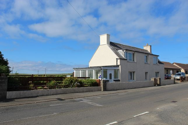 Thumbnail Detached house for sale in Papigoe, Wick