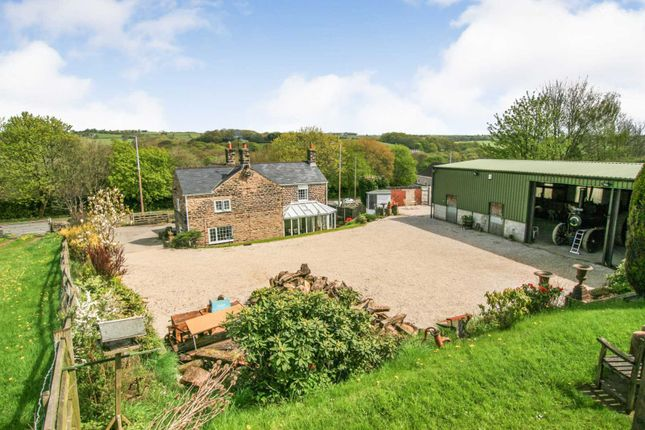 Thumbnail Detached house for sale in Unstone Farm, Chesterfield Road, Derbyshire