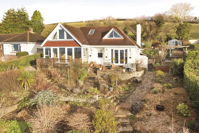 Thumbnail Detached house for sale in Teign View Road, Bishopsteignton, Teignmouth