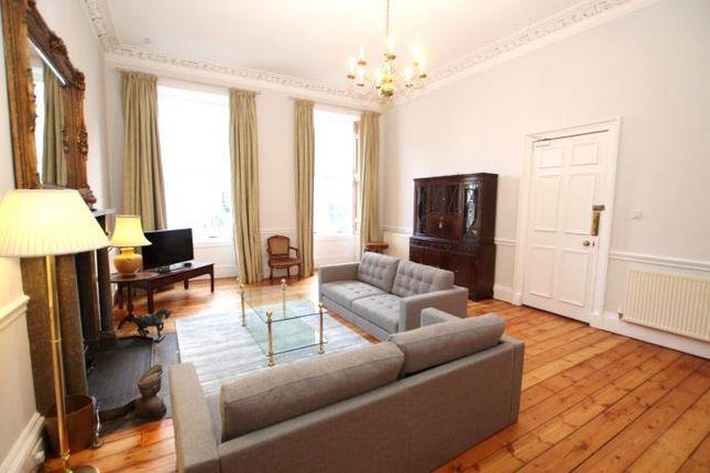 Thumbnail Flat to rent in India Street, New Town, Edinburgh