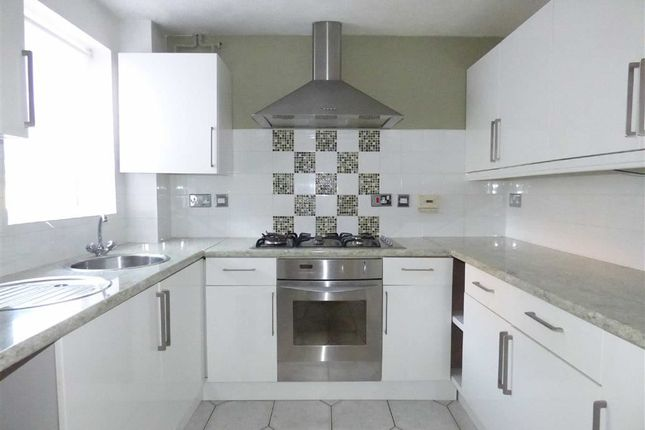 Thumbnail Terraced house to rent in Yale Drive, Wednesfield, Wolverhampton