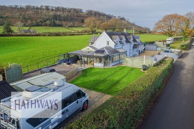Thumbnail Detached house for sale in Old Abergavenny Road, Mamhilad, Nr, Pontypool