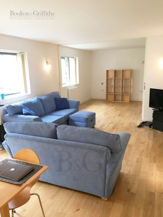 Thumbnail Flat to rent in Teal Street, North Greenwich, London