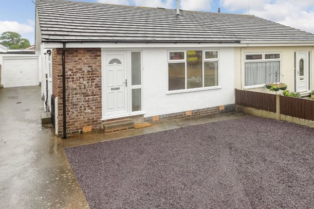 Thumbnail Semi-detached bungalow for sale in Maes Helyg, Rhuddlan, Rhyl
