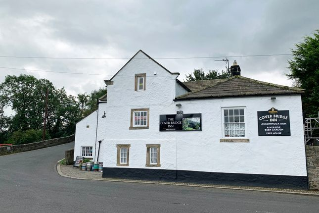 Thumbnail Pub/bar for sale in East Witton, Leyburn