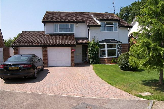 Thumbnail Detached house to rent in Gingells Farm Road, Charvil, Berkshire