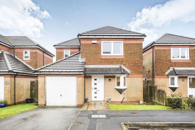Thumbnail Detached house to rent in Heathmoor Park Road, Halifax